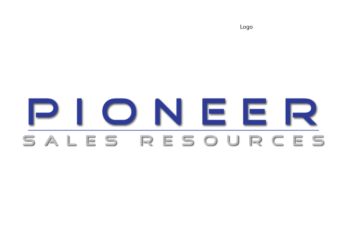 Pioneer logo created by AST Studio